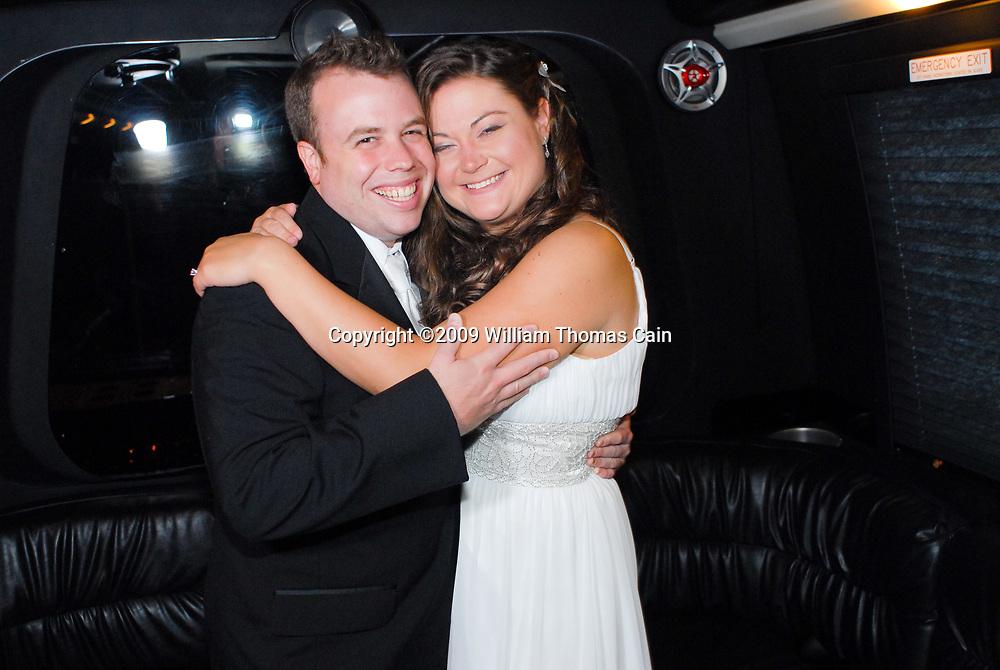 9/12/09 2:32:10 PM -- Shauna & John - September 12, 2009 - Avalon, New Jersey (Photo by William Thomas Cain/cainimages.com)