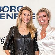 NLD/Amsterdam/20171004 - Première Borg/McEnroe, Susan Smit en Patricia Snel