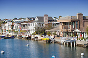 Waterfront Homes of Balboa Island Newport Beach