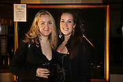 Louisa and Emily May, daughters of Brian May. Classic Rock Roll of Honour, Classic Rock magazine's annual awards party. Langham Hotel, portland Place. London. 6 November 2006.  ONE TIME USE ONLY - DO NOT ARCHIVE  © Copyright Photograph by Dafydd Jones 66 Stockwell Park Rd. London SW9 0DA Tel 020 7733 0108 www.dafjones.com