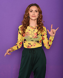 LOS ANGELES - AUGUST 13: Alyson Stoner at FOX's 'Teen Choice 2017' at the Galen Center on August 13, 2017 in Los Angeles, California. (Photo by Frank Micelotta/FOX/PictureGroup)