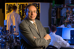 Photographed for The Carlyle Group Annual Report:<br /> <br /> Georges Antier , President and CEO of CAMECA, which provides in-Fab and near-Fab Metrology Equipment for the worldwide semiconductor, field, based on LEXES, SIMS and TXRF analytical techniques. CAMECA also provides advanced Research Instruments for the most prestigious laboratories at Universities, Governmental institutions and private companies. (Photo © Jock Fistick)