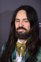 Alessandro Michele attends the 2016 LACMA Art + Film Gala honoring Robert Irwin and Kathryn Bigelow presented by Gucci at LACMA on October 29, 2016 in Los Angeles, California. Photo by Lionel Hahn/AbacaUsa.com