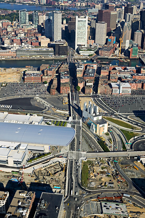 South Boston - Convention Center - Fan Pier - World Trade Center