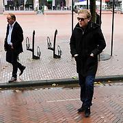 NLD/Amstelveen/20120917 - Uitvaart Rosemarie Smid - Giesen van der Sluis, Wesley Bronkhorst