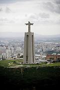 King Christ Monument in Almada