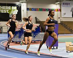 New Balance Indoor Grand Prix track meet: Oregon Project: Moser, Erdman, Cain workout on track after meet