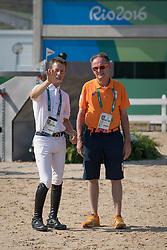 Van Der Vleuten Maikel, De Crom Gerrie, NED<br /> Olympic Games Rio 2016<br /> © Hippo Foto - Dirk Caremans<br /> 17/08/16