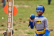 Middletown, New York - Children enjoy the Halloween Fall Festival at the Center for Youth Programs on Oct.24, 2015.