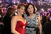 Gabrielle Carteris, President, SAG-AFTRA, and L.A. County Supervisor Hilda L. Solis