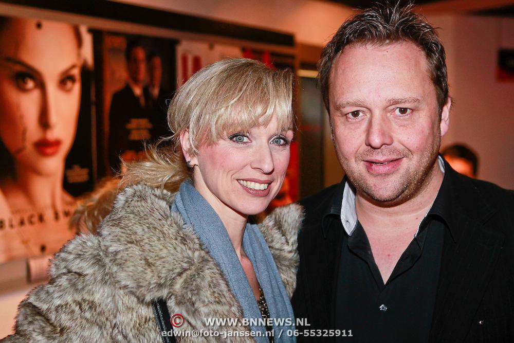 NLD/Breda/20110228 - Premiere Masterclass, Ellen Evers en Richard Groenendijk