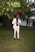 JAMES KAHURI, The Serpentine Party pcelebrating the 2019 Serpentine Pavilion created by Junya Ishigami, Presented by the Serpentine Gallery and Chanel,  25 June 2019