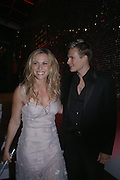 Natasha Beddingfield and Lee Ryan. Glamour Women Of The Year Awards 2005, Berkeley Square, London.  June 7 2005. ONE TIME USE ONLY - DO NOT ARCHIVE  © Copyright Photograph by Dafydd Jones 66 Stockwell Park Rd. London SW9 0DA Tel 020 7733 0108 www.dafjones.com