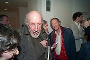RICHARD HAMILTON; MICHAEL HOROWITZ, Modern Moral Matters. Exhibition of work by Richard Hamilton. Serpentine. London. 2 March 2010