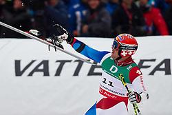 18.02.2011, Kandahar, Garmisch Partenkirchen, GER, FIS Alpin Ski WM 2011, GAP, Herren, Riesenslalom, im Bild Didier Cuche (SUI) // Didier Cuche (SUI) during men's Giant Slalom Fis Alpine Ski World Championships in Garmisch Partenkirchen, Germany on 18/2/2011. EXPA Pictures © 2011, PhotoCredit: EXPA/ J. Groder