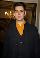 Ben Hart at  the press night of the brand-new comedy Magic Goes Wrong. Vaudeville Theatre. London.,8th jan 2010