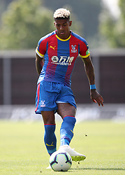 Crystal Palace's Patrick Van Aanholt during a pre season friendly match at The Kassam Stadium, Oxford.