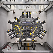 GRIPS (Gamma-Ray Imager/Polarimeter for Solar flares) telescope. The GRIPS telescope will provide a near-optimal combination of high-resolution imaging, spectroscopy, and polarimetry of solar-flare gamma-ray/hard X-ray emissions from ~20 keV to >~10 MeV. GRIPS did launched on January 19, 2016, for a long-duration flight over Antarctica at an altitude of up to 130,000 feet.