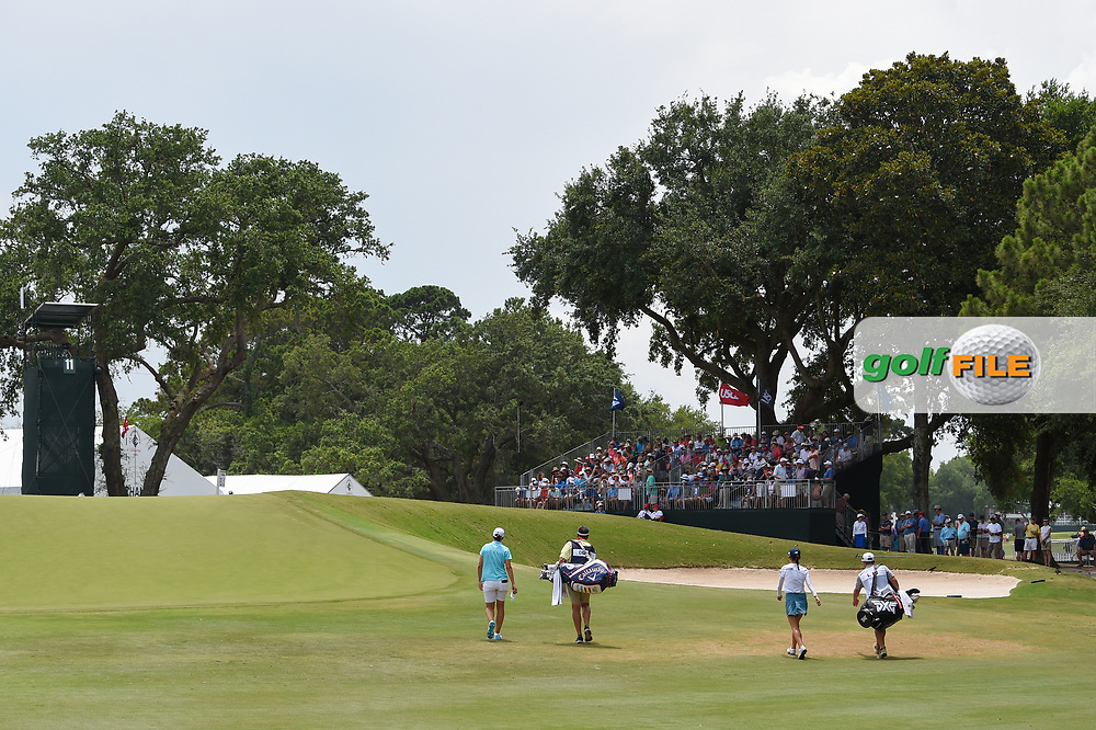 Carlota Ciganda (ESP) heads down 11 during round 2 of the 2019 US Women's Open, Charleston Country Club, Charleston, South Carolina,  USA. 5/31/2019.<br /> Picture: Golffile | Ken Murray<br /> <br /> All photo usage must carry mandatory copyright credit (© Golffile | Ken Murray)