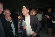DARIEN LEADER;, The Tanks at Tate Modern, opening. Tate Modern, Bankside, London, 16 July 2012