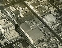 1932 Aerial photo of Columbia Studios