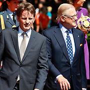 NLD/Weert/20110430 - Koninginnedag 2011 in Weert, Pieter - Christiaan en Pieter van Vollenhoven