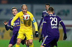 Senijad Ibricic of NK Domzale during football match between NK Domzale and NK Maribior in 18th Round of Prva liga Telekom Slovenije 2018/19, on November 11, 2018 in Sportni Park, Domzale, Slovenia. Photo by Vid Ponikvar / Sportida