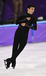 February 8, 2018 - Pyeongchang, South Korea - opening day of the Figure Skating Team competition at the Winter Olympic Games in at the Gangneung Ice Arena in Pyeongchang, S. Korea. Photo by Mark Reis, ZUMA Press/The Gazette (Credit Image: © Mark Reis via ZUMA Wire)