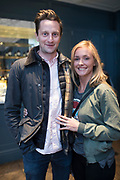 NO FEE PICTURES<br /> 12/4/18 Conor Stanley, Belfast and Cara Brennan, Cabinteely at the launch of Jenny Huston and Leah Hewson's jewellery and fine art collaboration, Edge Only x Leah Hewson at The Dean Dublin. Arthur Carron
