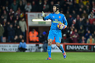 Arsenal Goalkeeper, Petr Cech (33) during the Premier League match between Bournemouth and Arsenal at the Vitality Stadium, Bournemouth, England on 3 January 2017. Photo by Adam Rivers.