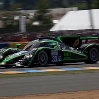 #30 Lola - Judd, Team Status Grand Prix, Drivers: Sims/Buurman/Lonetta, Le Mans 24H 2012