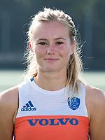 UTRECHT - Freeke Moes. Jong Oranje dames voor EK 2017 in Valencia. COPYRIGHT KOEN SUYK