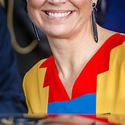 NLD/Amsterdam/20151217 - Koningin Maxima aanwezig bij Prix de Rome 2015,