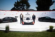 August 16-20, 2017: Acura DPi announcement.
