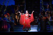 02/17/2009 -- GASTON DE CARDENAS/EL NUEVO HERALD -- Leah Partridge as hindu princess Lakme in the Florida Grand Opera production of Lakme the Arsht Center for the Performing Arts