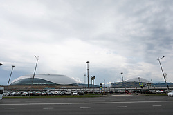 June 16, 2018 - Sochi, Rússia - SOCHI, SC - 16.06.2018: GENERAL PHOTOS SOCHI 2018 - Places close to the Olympic Stadium of Fisht in Sochi in Russia. (Credit Image: © Ricardo Moreira/Fotoarena via ZUMA Press)