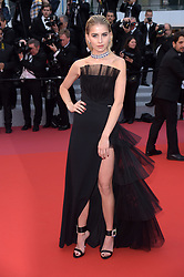 "71st Cannes Film Festival 2018, Red Carpet film ""Blackkklansman"". Pictured: Caroline Daur"