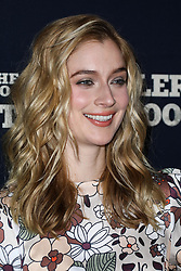 HOLLYWOOD, LOS ANGELES, CA, USA - FEBRUARY 04: Actress Caitlin Fitzgerald arrives at the Los Angeles Premiere Of RLJE Films' 'The Man Who Killed Hitler And Then Bigfoot' held at ArcLight Cinemas Hollywood on February 4, 2019 in Hollywood, Los Angeles, California, United States. 04 Feb 2019 Pictured: Caitlin Fitzgerald. Photo credit: David Acosta/Image Press Agency / MEGA TheMegaAgency.com +1 888 505 6342