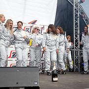 NLD/Zandvoort/20180520 - Jumbo Race dagen 2018, Dames Ladies GT Race