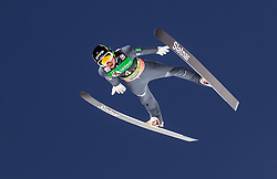 24.03.2019, Planica, Ratece, SLO, FIS Weltcup Ski Sprung, Skiflug, Einzelbewerb, Finale, im Bild Anze Lanisek (SLO) // Anze Lanisek of Slovenia during the individual competition of the Ski Flying World Cup Final 2019. Planica in Ratece, Slovenia on 2019/03/24. EXPA Pictures © 2019, PhotoCredit: EXPA/ JFK