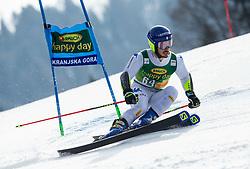 BORSOTTI Giovanni of Italy competes during the Audi FIS Alpine Ski World Cup Men's Giant Slalom 58th Vitranc Cup 2019 on March 9, 2019 in Podkoren, Kranjska Gora, Slovenia. Photo by Matic Ritonja / Sportida