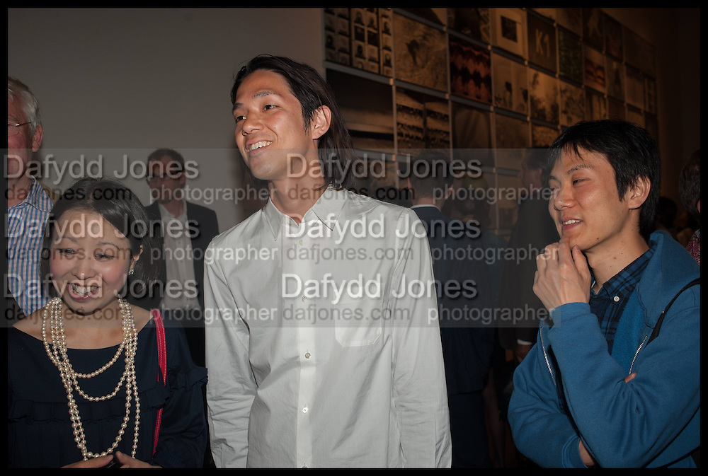 Motoyuki Daifu, The fifth Prix Pictet prize of CHF100,000 Victoria and Albert Museum, London. 21 May 2014
