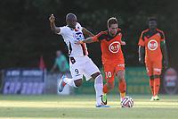 Coutadeur Mathieu (Lorient) / Bekamenga Christian (Laval)