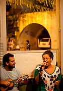 Rio de Janeiro_RJ, Brasil...Bar Semente, um reduto da musica carioca, revelador de grandes talentos do samba na Lapa, Rio de Janeiro...Sementes Bar in Lapa, Rio de Janeiro...Foto: BRUNO MAGALHAES / NITRO