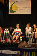 Dresden, GERMANY, European Indoor Rowing Championships, Margon Arena,  15/12/2007 [Mandatory Credit Peter Spurrier/Intersport Images]