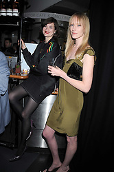 Left to right, JASMINE GUINNESS and JADE PARFITT at a party to celebrate the launch of Billionaire Boys Club Ice Cream Season 7 at Harvey Nichols, Knightsbridge, London on 18th June 2008.<br /><br />NON EXCLUSIVE - WORLD RIGHTS