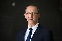 DEU, Deutschland, Germany, Berlin, 08.04.2019: Portrait von Jörg Urban, Fraktions- und Parteivorsitzender der Partei Alternative für Deutschland (AfD) in Sachsen. Urban ist AfD-Spitzenkandidat für die Landtagswahl in Sachsen 2019.