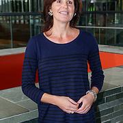 NLD/Hilversum/20121003- Boekpresentatie De Iconen van het NOS Achtuurjournaal, Suzanne Bosman