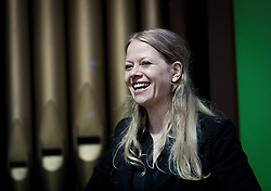 © Licensed to London News Pictures. FILE PICTURE 28/04/2017. LONDON, UK. SIAN BERRY at the Green Party LGBTIQA+ manifesto launch, at Trinity United Reform Church in London. Jonathan Bartley and Sian Berry have been elected Green Party co-leaders.  Photo credit: Vickie Flores/LNP