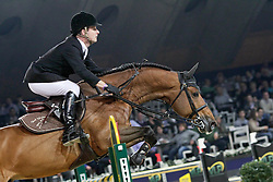 Thijssen Leon (NED) - Tyson<br /> Winner of the Grand Prix Topsport Vlaanderen<br /> Jumping Mechelen 2010<br /> © Dirk Caremans